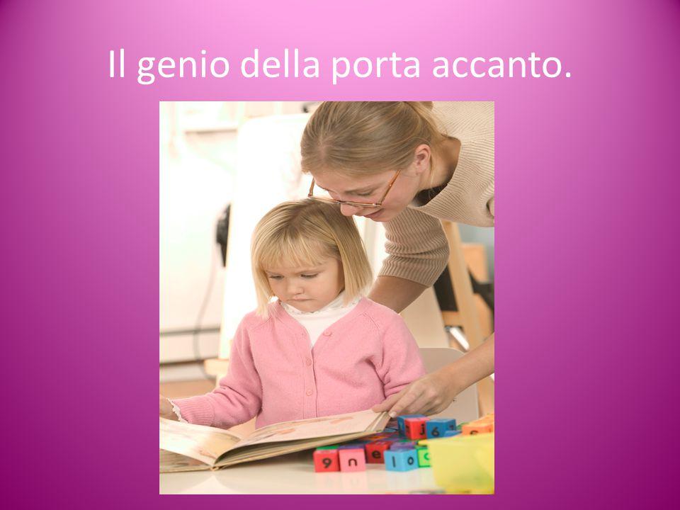 Cosa sognavi di diventare da grande.Una maestra, quello che sono ora.