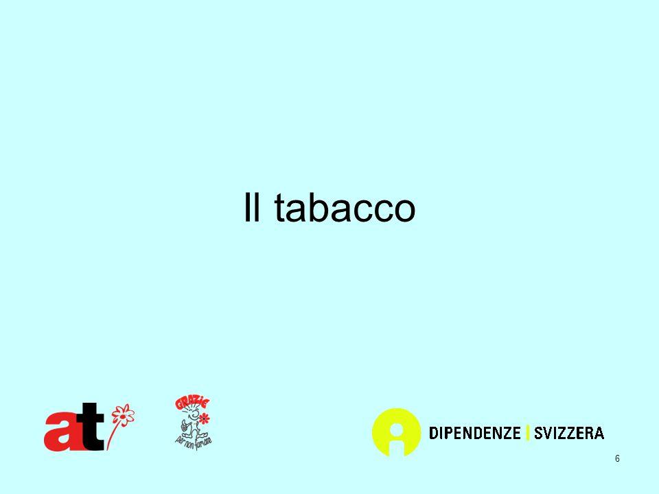 6 Il tabacco