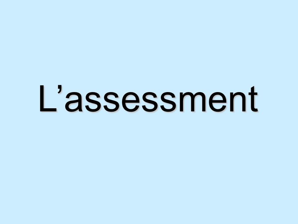 L'assessment