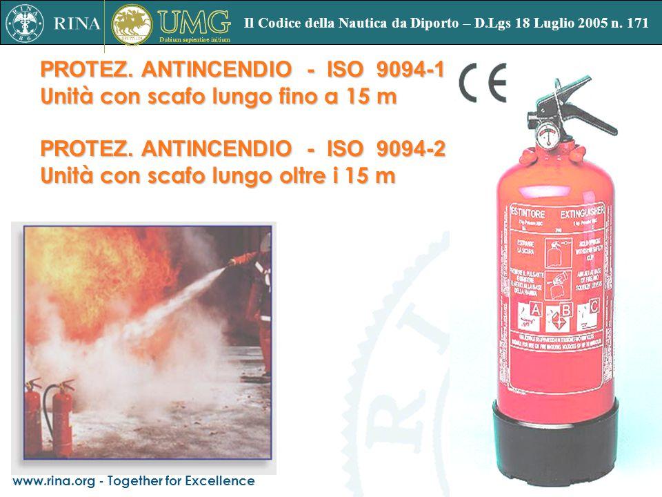 Il Codice della Nautica da Diporto – D.Lgs 18 Luglio 2005 n.