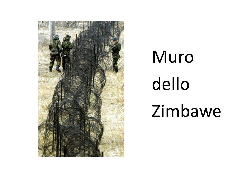 Muro dello Zimbawe