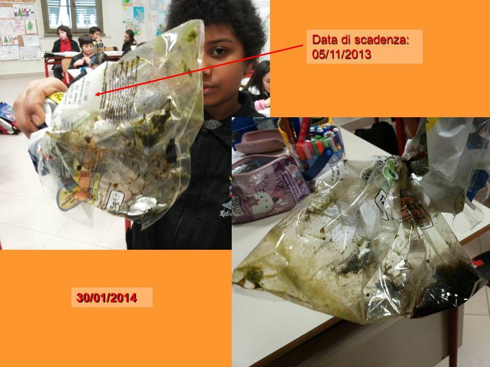 30/01/2014 Data di scadenza: 05/11/2013