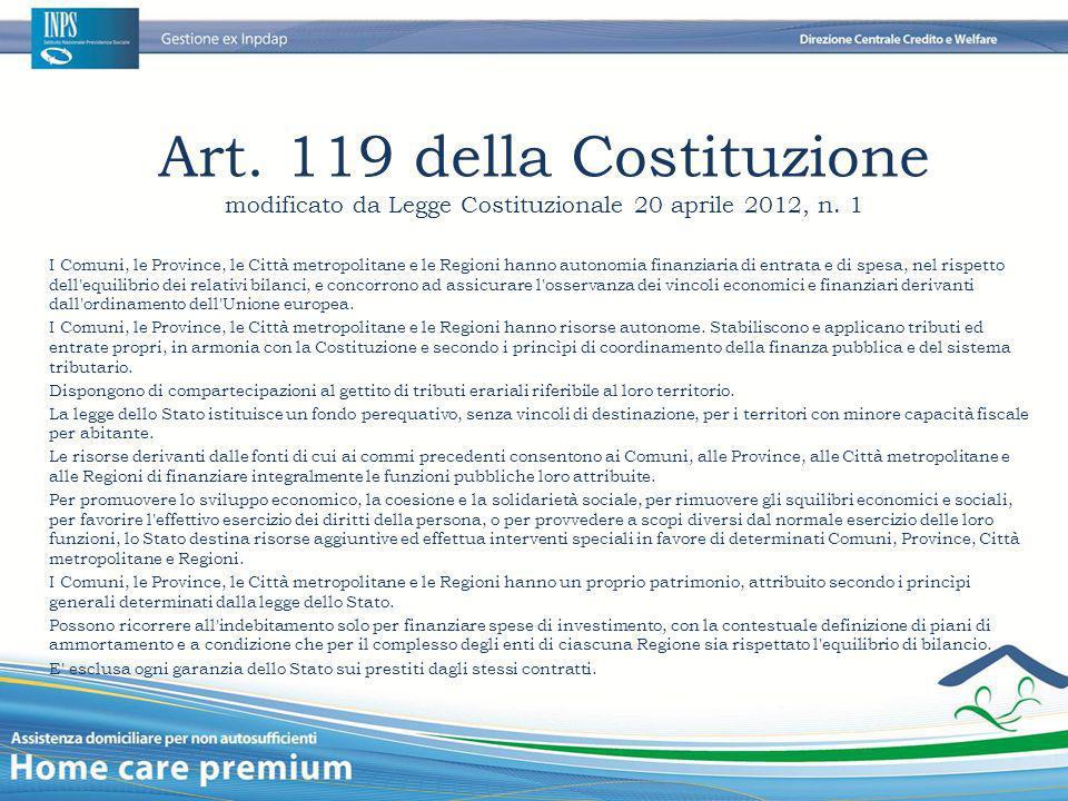 La Presa in Carico a Sportello Saranno trasmesse le sole domande con ISEE Certificato.