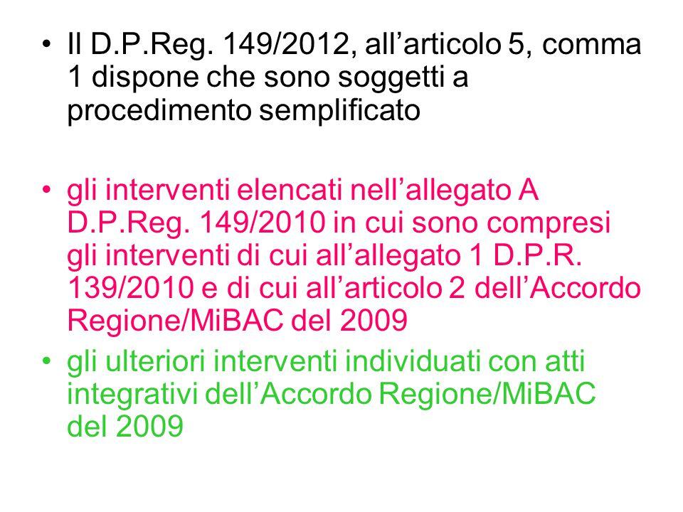 Il D.P.Reg.