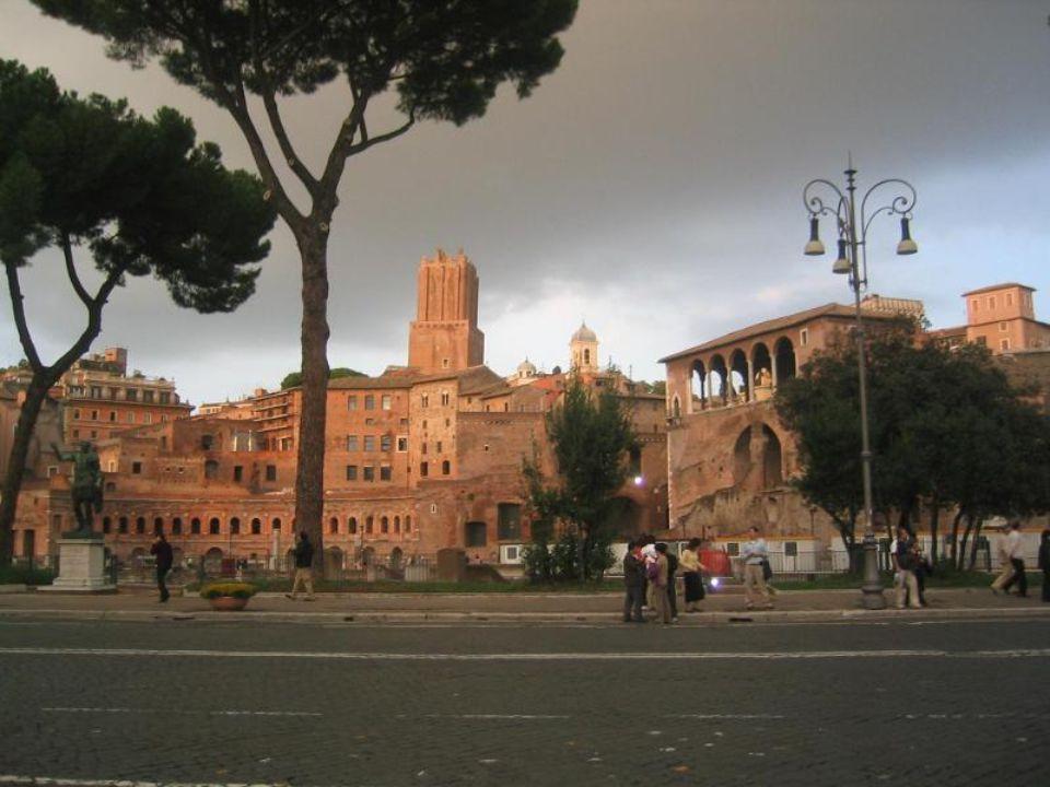 Piazza Navona-Moro kút