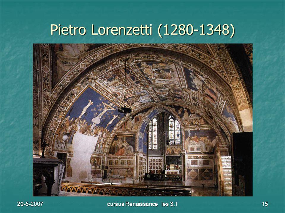 20-5-2007cursus Renaissance les 3.115 Pietro Lorenzetti (1280-1348)