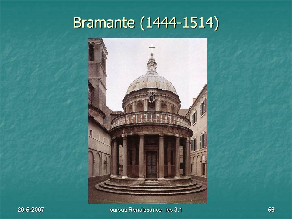 20-5-2007cursus Renaissance les 3.156 Bramante (1444-1514)