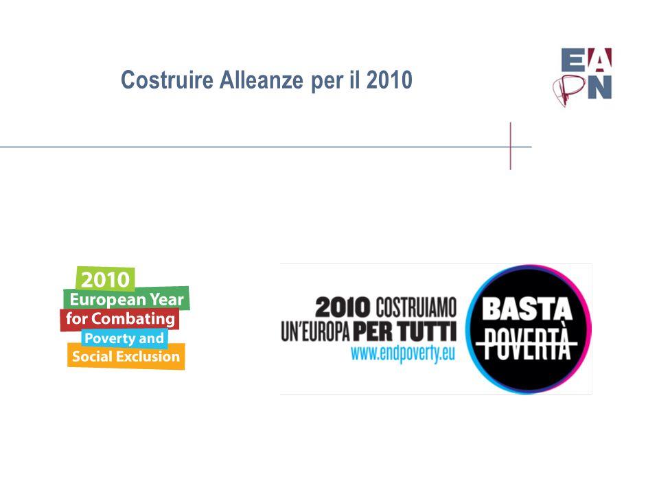 Costruire Alleanze per il 2010