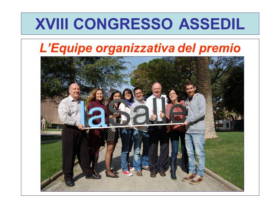 XVIII CONGRESSO ASSEDIL QUATTRO SETTORI DI CONCORSO INGEGNERIA ARCHITETTURA GESTIONE D'IMPRESA SALUTE