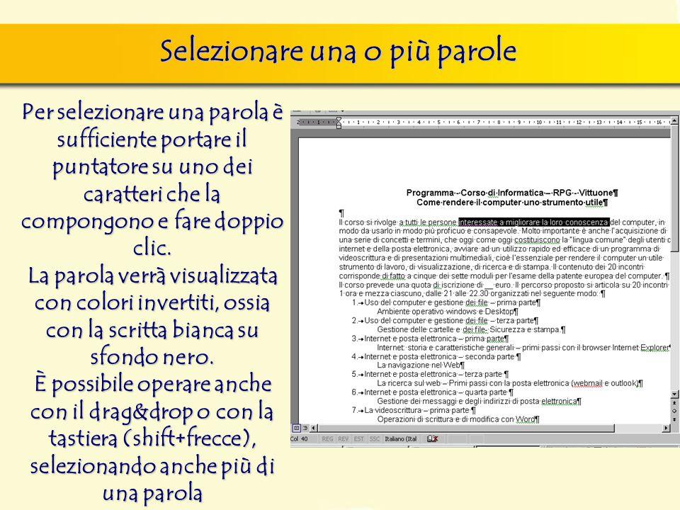 Tipi di carattere finestra di dialogo Nuovo, nella quale si può scegliere sia il documento vuoto, sia un altro documento tipo, da scegliere tra i modelli forniti con il programma.