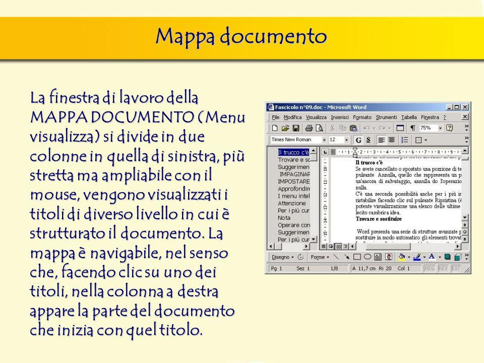 Mappa documento finestra di dialogo Nuovo, nella quale si può scegliere sia il documento vuoto, sia un altro documento tipo, da scegliere tra i modell