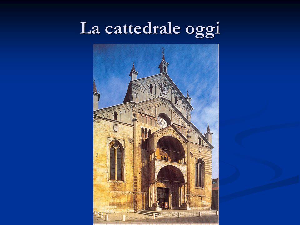 La cattedrale oggi