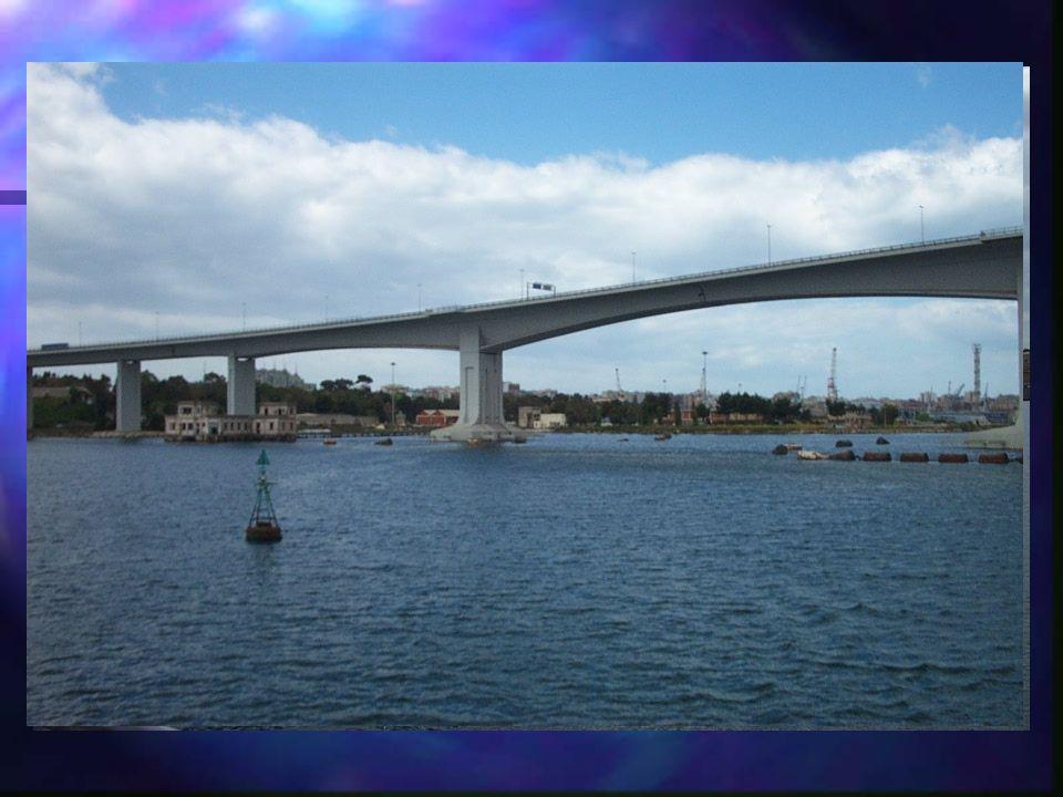Taranto vista dal mare