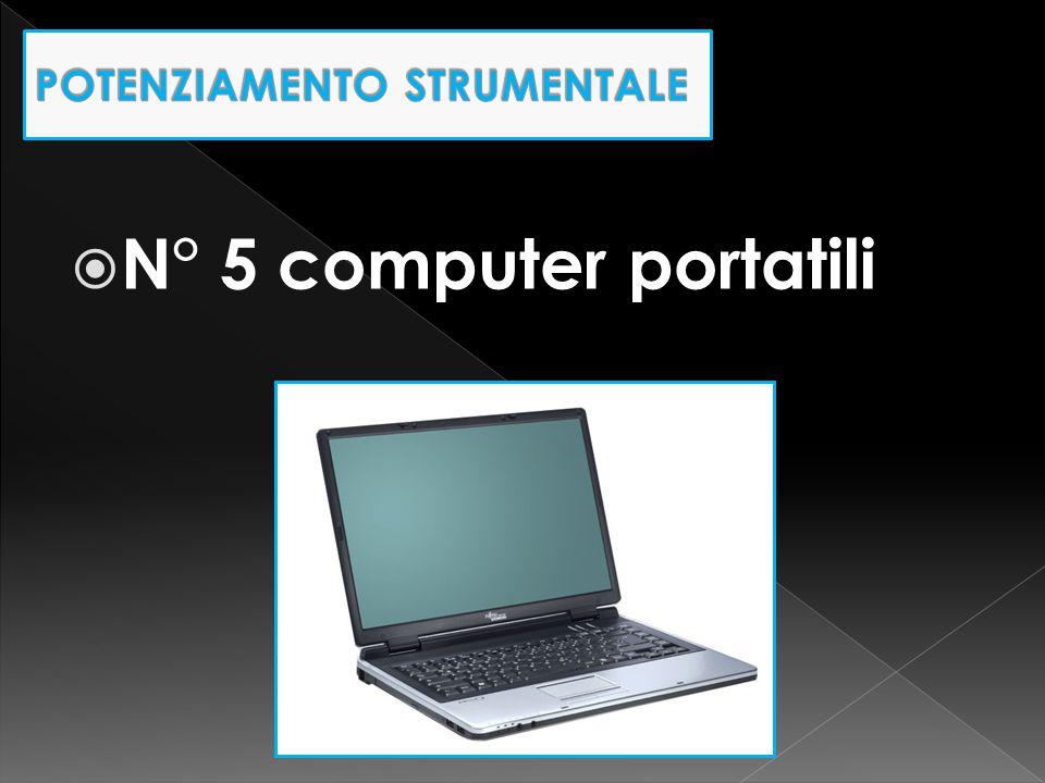  N° 5 computer portatili