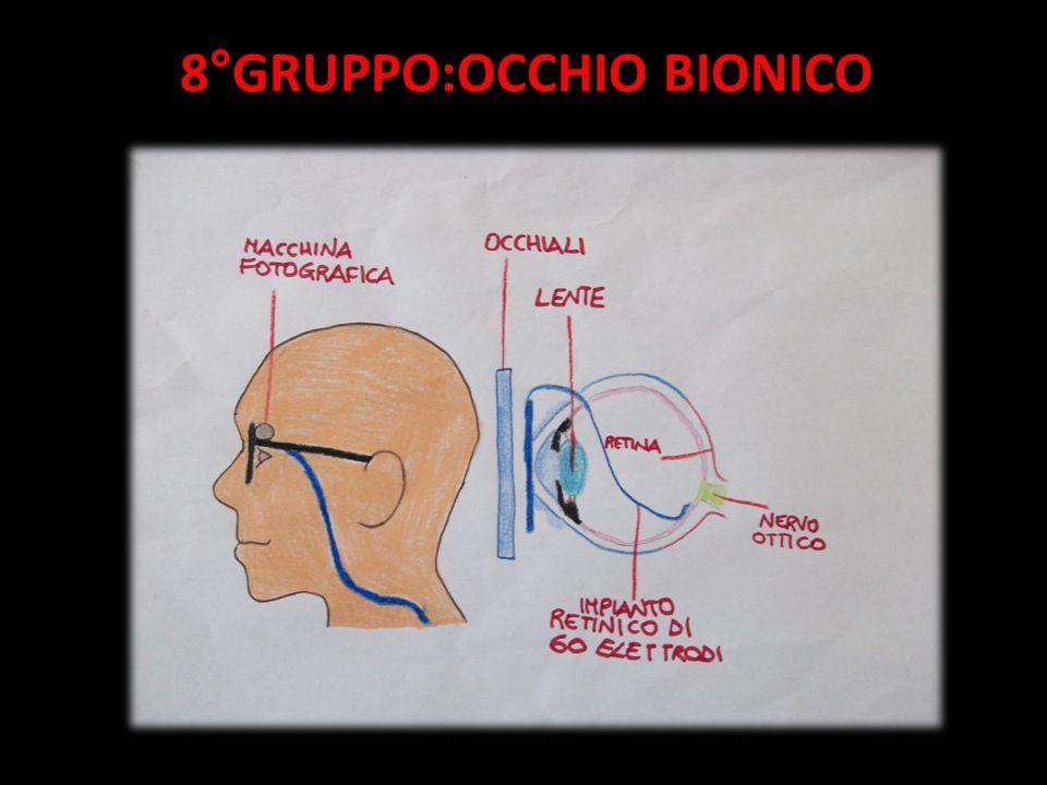 8°GRUPPO:OCCHIO BIONICO