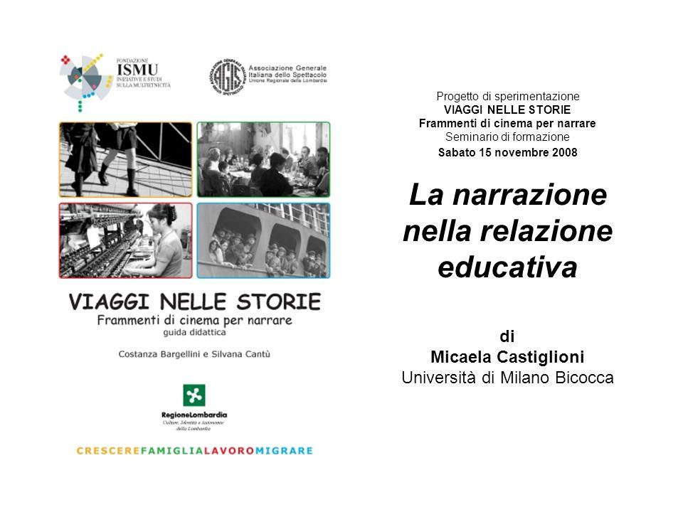 Micaela Castiglioni Università di Milano Bicocca micaela.castiglioni@unimib.it