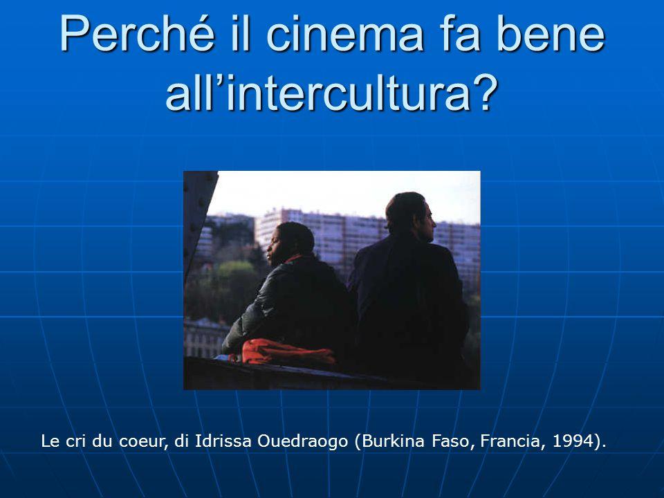 Perché il cinema fa bene all'intercultura.