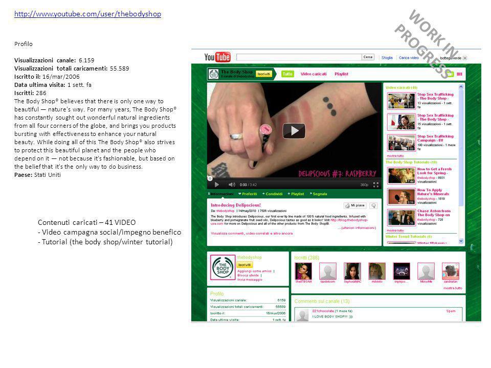 Profilo Visualizzazioni canale: 6.159 Visualizzazioni totali caricamenti: 55.589 Iscritto il: 16/mar/2006 Data ultima visita: 1 sett.