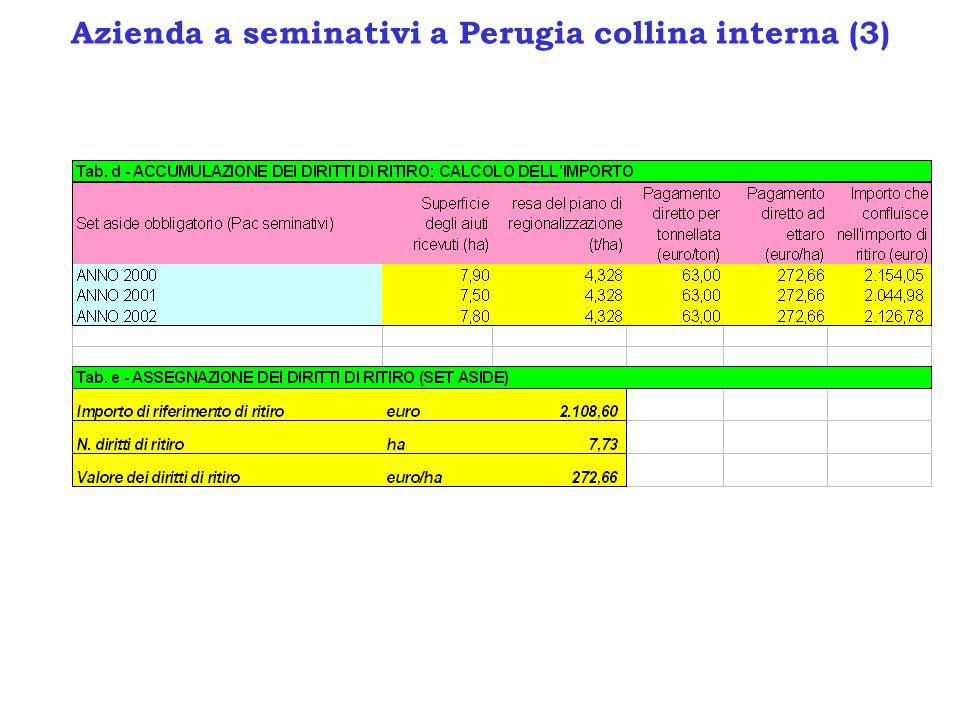 Azienda a seminativi a Perugia collina interna (3)