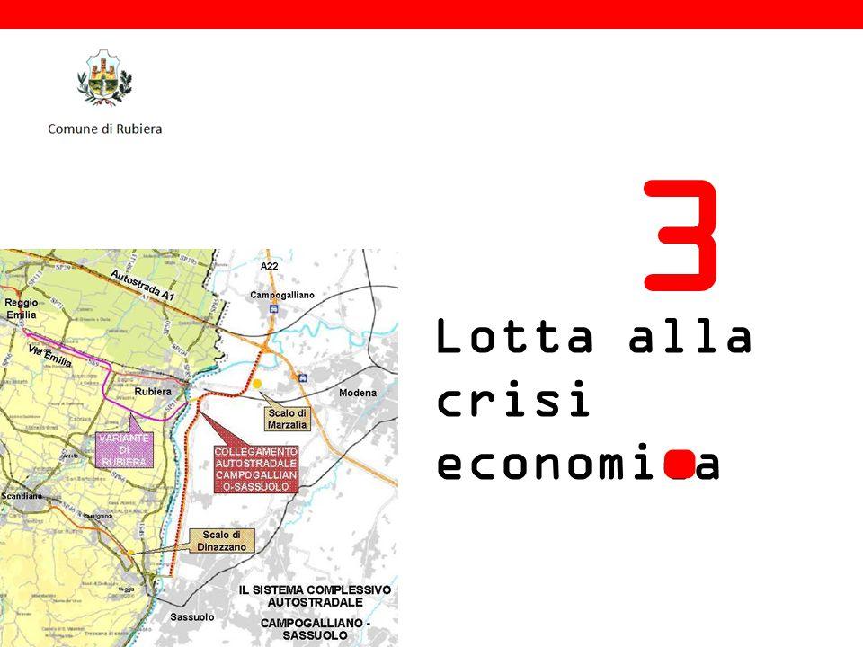 Lotta alla crisi economica 3.3.
