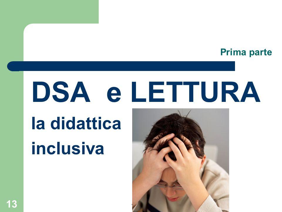 Antonella Olivieri Prima parte DSA e LETTURA la didattica inclusiva 13