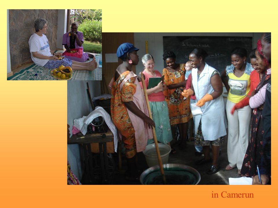 in Camerun