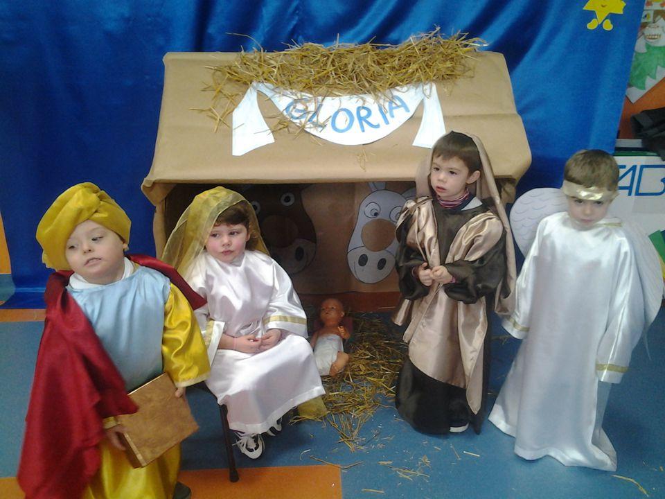 Anche tre Re sono venuti da tanto lontano ad adorare Gesù, il figlio di Dio che è diventato un uomo.