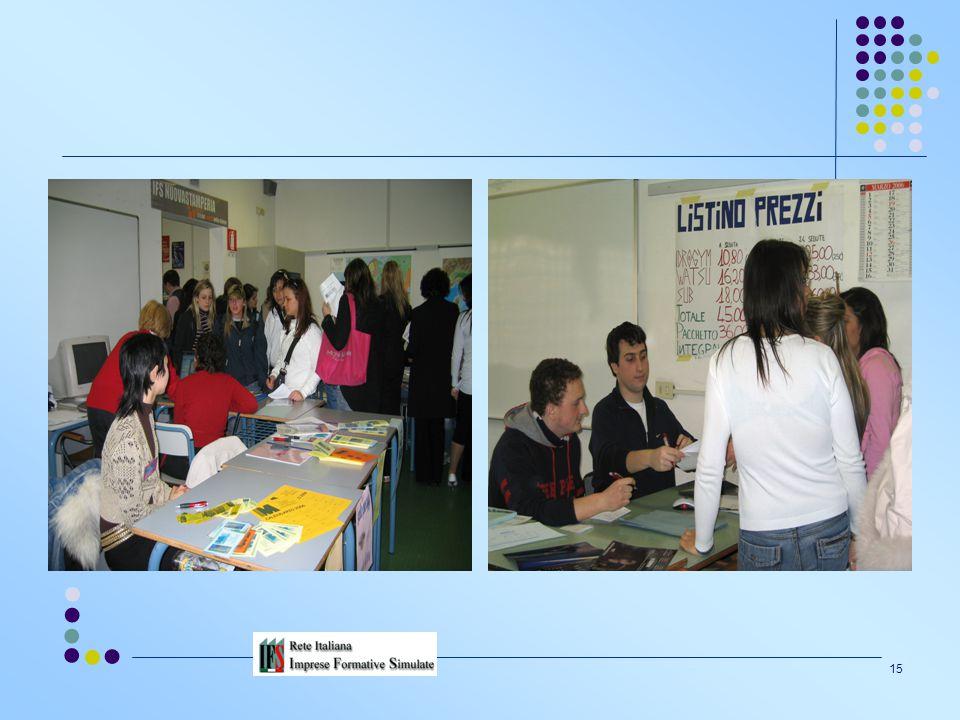 14 FIERA DI PARMA 27 marzo 2006 I.S.I.S.S. Pietro Giordani