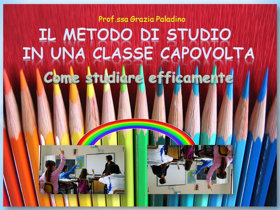 1 Prof.ssa Grazia Paladino