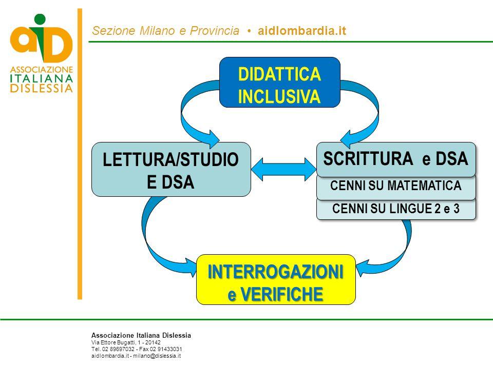 Sezione Milano e Provincia aidlombardia.it 1 44