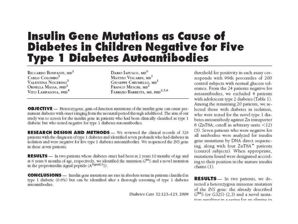 CD4-Th1CD4-Th2CD4-NKCD8 Insulina GAD-65 IA-2 ZnT8 IL-1 IFN  TNF  SISTEMA IMMUNITARIO