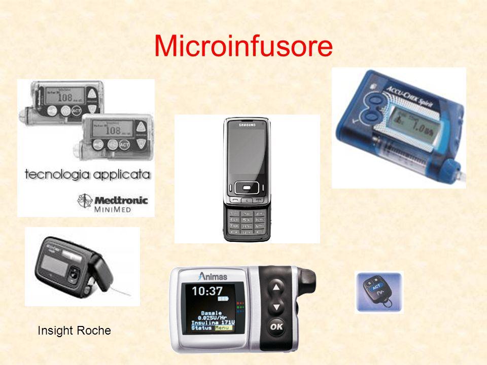 Microinfusore Insight Roche