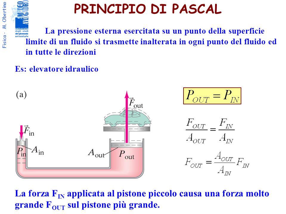 Fisica - M.Obertino Nel S.I.