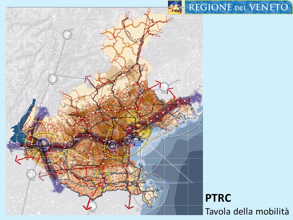 PTRC Tavola della mobilità
