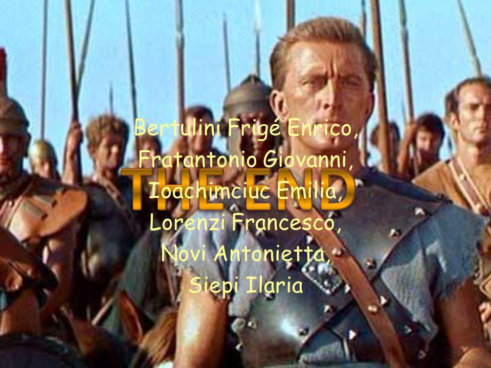 Bertulini Frigé Enrico, Fratantonio Giovanni, Ioachimciuc Emilia, Lorenzi Francesco, Novi Antonietta, Siepi Ilaria