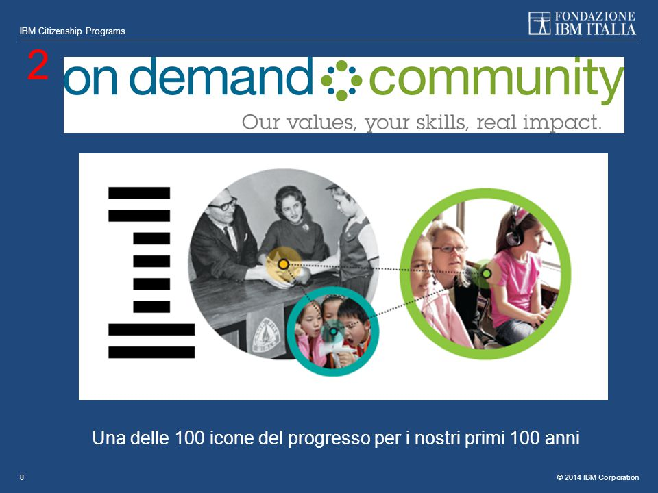 © 2014 IBM Corporation IBM Citizenship Programs 29 Apply for a grant