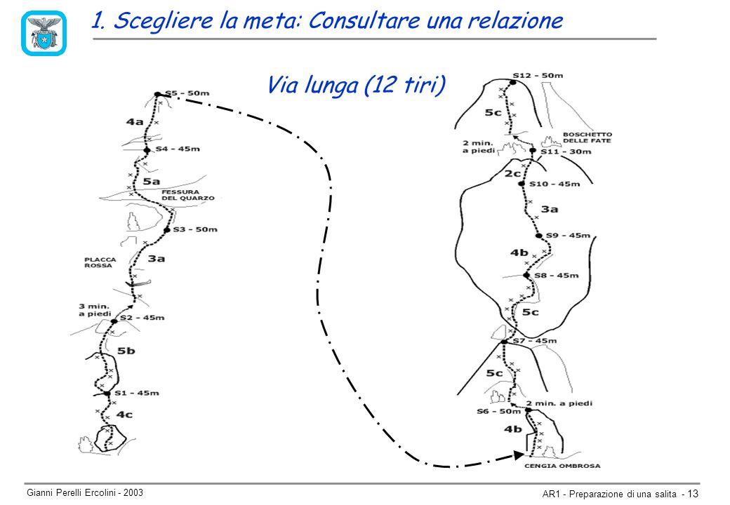 Gianni Perelli Ercolini - 2003 AR1 - Preparazione di una salita - 13 1.