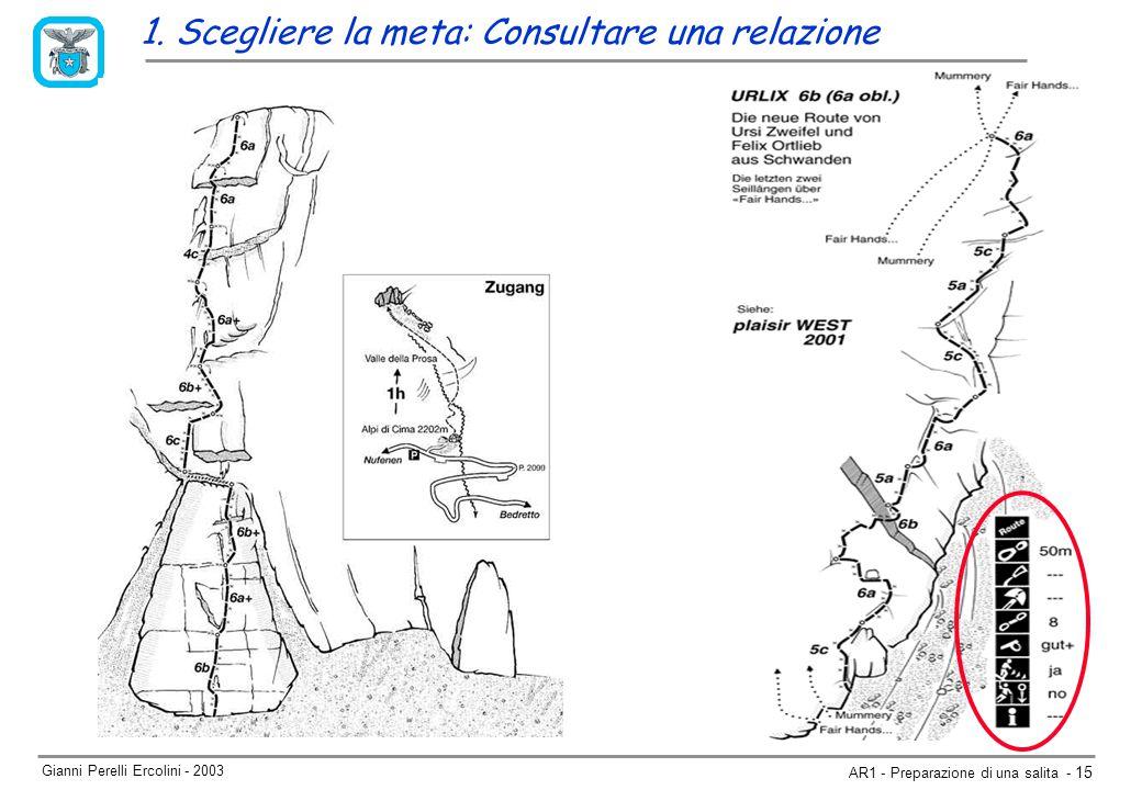Gianni Perelli Ercolini - 2003 AR1 - Preparazione di una salita - 15 1.