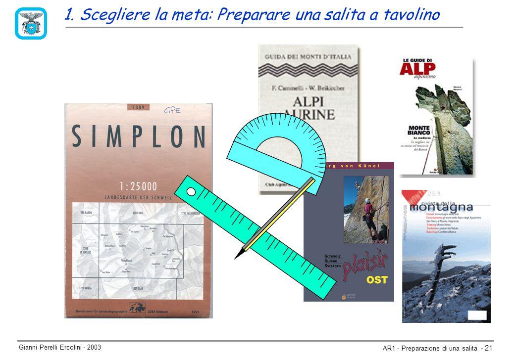Gianni Perelli Ercolini - 2003 AR1 - Preparazione di una salita - 21 1.