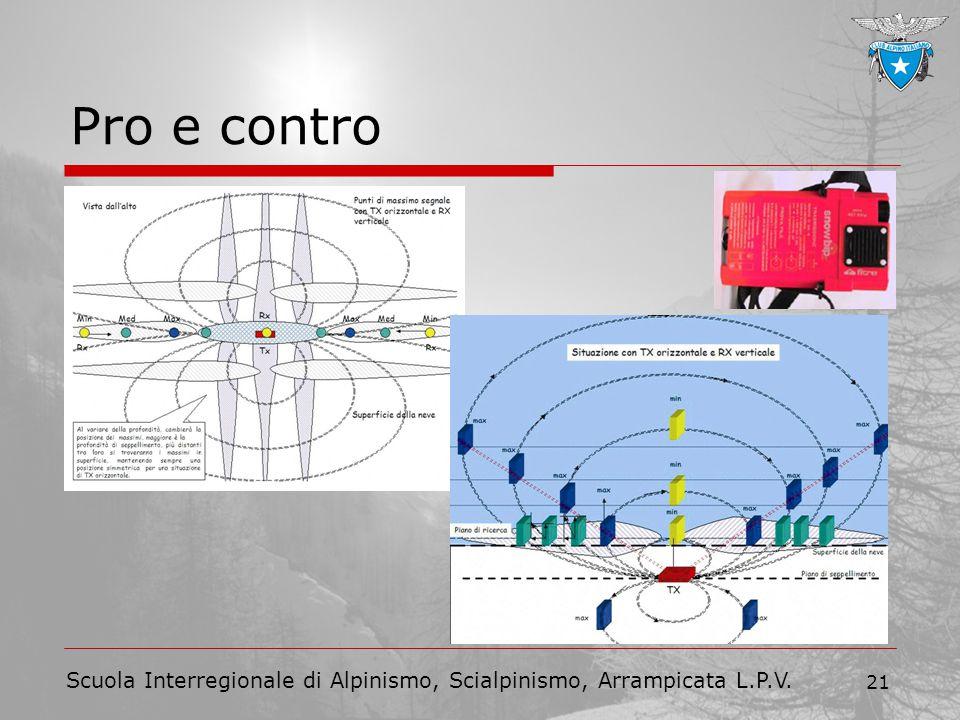 Scuola Interregionale di Alpinismo, Scialpinismo, Arrampicata L.P.V. 21 Pro e contro