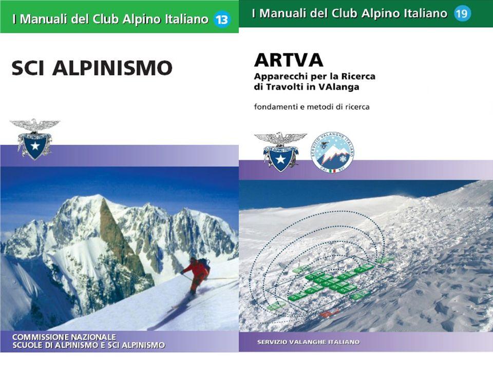 COMMISSIONE LPV - SCUOLA INTERREGIONALE DI ALPINISMO, SCI-ALPINISMO E ARRAMPICATA METODI DI RICERCA ARTVA by Luca Francisco Trasmettitore B A segnale max.