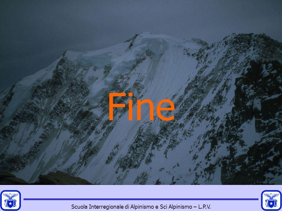 Scuola Interregionale di Alpinismo e Sci Alpinismo – L.P.V. Fine