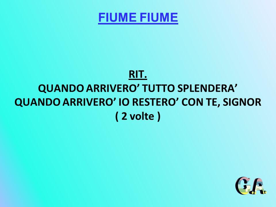 FIUME RIT.
