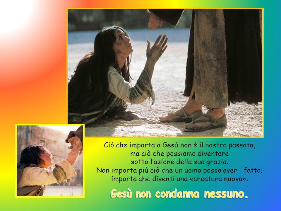 Sant'Agostino ci ricorda che Gesù, che domandava da bere, aveva sete della fede della samaritana.