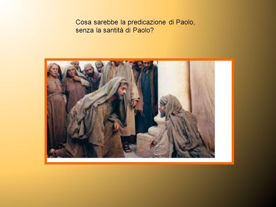 Infatti, cosa sarebbe il messaggio di Gesù, senza Gesù?