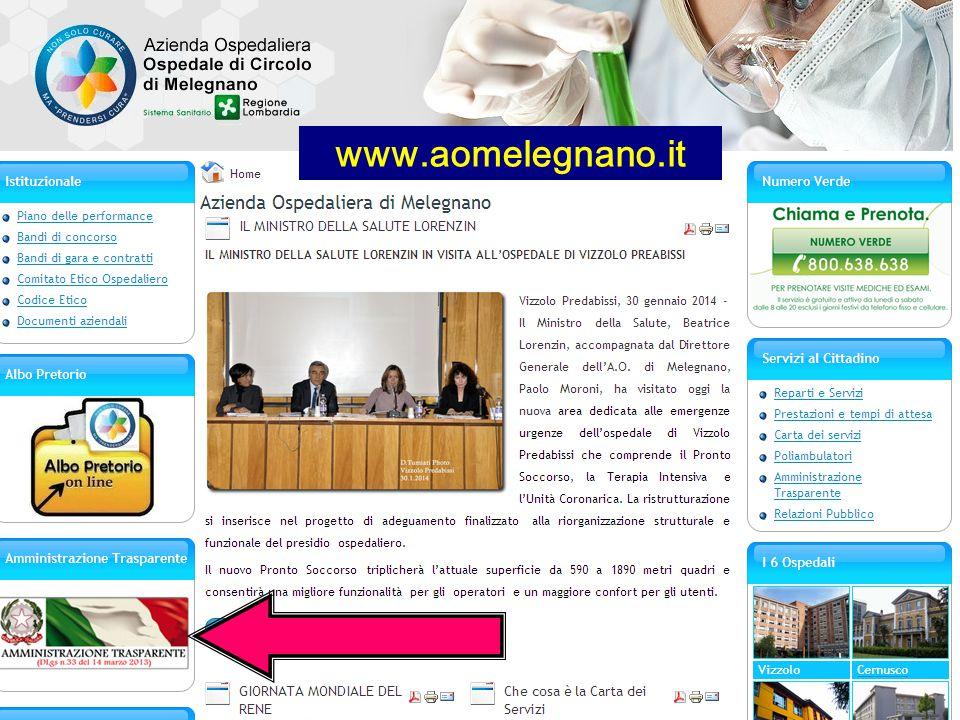 Copyright © Tutti i diritti riservati – Vietata la riproduzione anche parziale del materiale 21 Paolo Moneta - l'anticorruzione in sanità www.aomelegn
