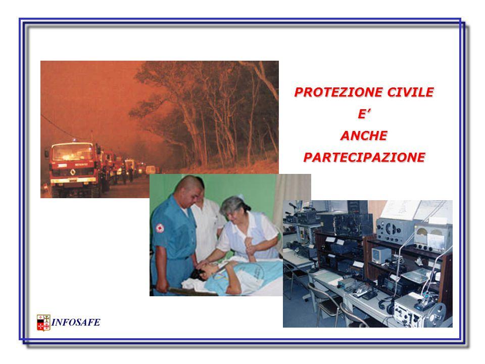 PROTEZIONE CIVILE E' ANCHE CONOSCENZA DELLA STORIA