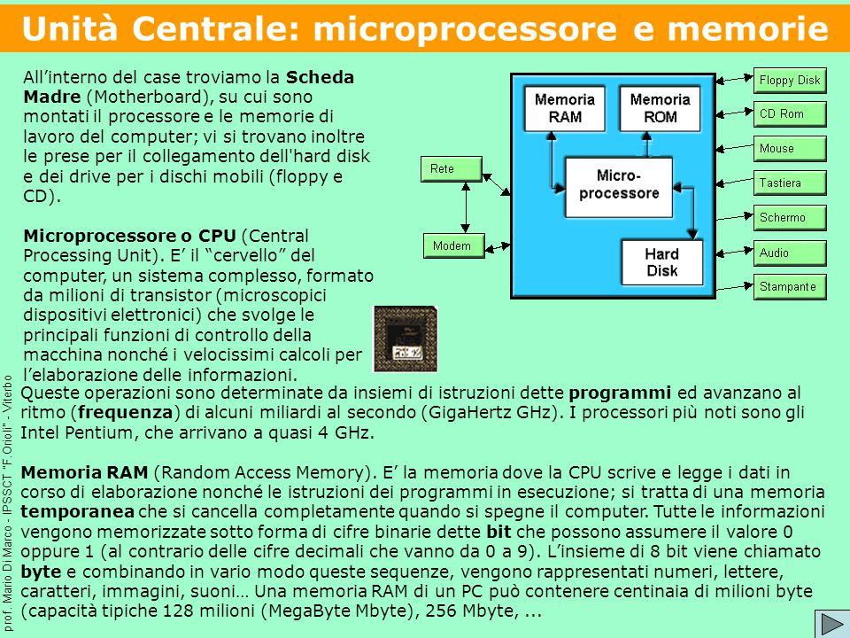 Memoria ROM (Read Only Memory).