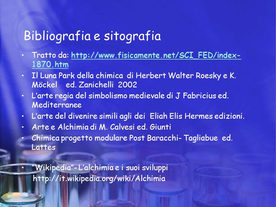 Bibliografia e sitografia Tratto da: http://www.fisicamente.net/SCI_FED/index- 1870.htmhttp://www.fisicamente.net/SCI_FED/index- 1870.htm Il Luna Park