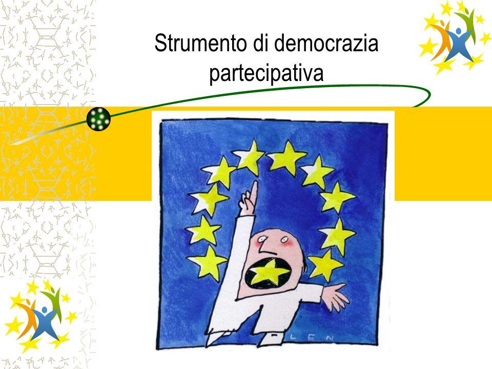 Strumento di democrazia partecipativa